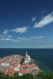 piran斯洛文尼亚 免版税库存照片