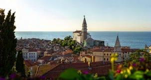 Piran, Σλοβενία Στοκ εικόνα με δικαίωμα ελεύθερης χρήσης