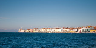 Piran Royalty-vrije Stock Foto