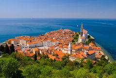 Piran images stock