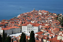 piran Obrazy Royalty Free