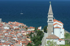 Piran Stock Photography
