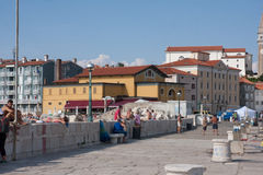 Piran Immagine Stock