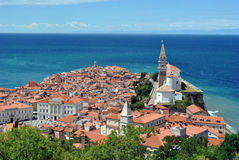 Piran Photo stock