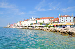 Piran,adriatic Sea,Slovenia Royalty Free Stock Images