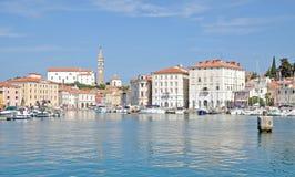Piran, adriatisches Meer, Slowenien Stockfotografie