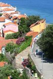 Piran is a city in Slovenia, on the Istrian peninsula. Piran is a city in Slovenia, on the peninsula of Istria, on the Adriatic coast stock photography