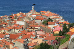 Piran Royalty Free Stock Photo