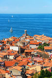 Piran old town, Slovenia Stock Photography