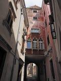Piran, oude stad in Slovenië stock foto's