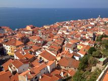 Piran Royalty Free Stock Images