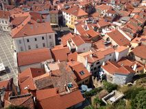 Piran Stock Photo