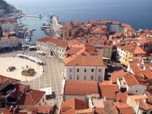 Piran Royalty Free Stock Photography