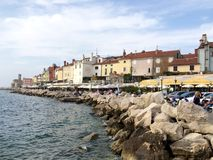 Piran Pirano Royalty Free Stock Image