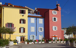Piran - Pirano Slovenia Royalty Free Stock Photos