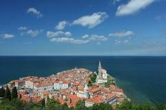 Piran, Slovénie Photo stock