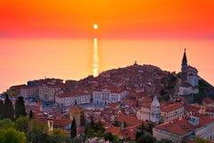 Piran, Slovenië Royalty-vrije Stock Fotografie