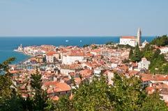 Piran, Slovenia Fotografia Stock Libera da Diritti