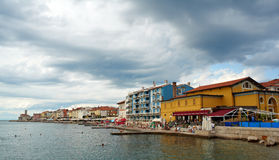 Piran, Slovenia Royalty Free Stock Photos