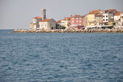 Piran in Slovenia Stock Images