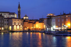 Piran, Slovenia royalty free stock image