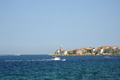Piran (Slovenia) Royalty Free Stock Image