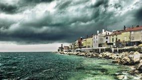 Piran, Slovenia Foto de Stock