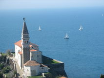 Piran, Slovenia Royalty Free Stock Images