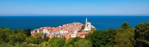 Piran, Slovenia fotos de stock