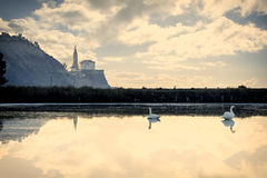Piran Slovenien Royaltyfria Foton