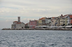 Piran royalty free stock photos