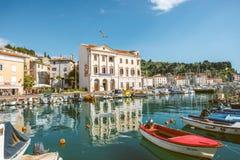 Piran town in Slovenia Royalty Free Stock Photo