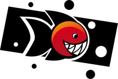 piranha Стоковое Изображение