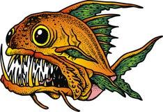 Piranha fish Royalty Free Stock Photography