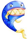 Piranhas avec des toothpicks Images stock