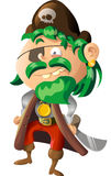 Pirat Stockfoto