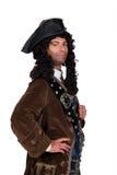Pirat Stockbild