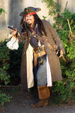 pirat kapitana Obraz Stock