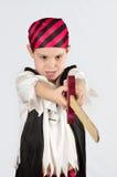 Pirat walka Obrazy Stock