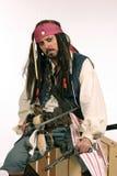 pirat z penzance fotografia stock
