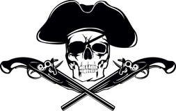 Pirata royalty illustrazione gratis