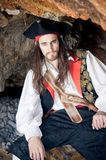 Pirata fotos de archivo libres de regalías