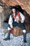 Pirata Imagem de Stock Royalty Free