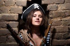 Pirata Imagem de Stock