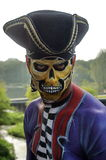 Pirata de Halloween Fotos de Stock Royalty Free