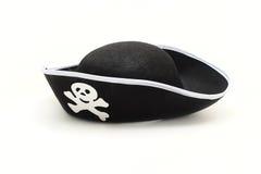 Pirata del cappello Immagini Stock
