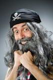 Pirata divertido Fotografía de archivo libre de regalías
