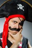 Pirata engraçado Foto de Stock Royalty Free