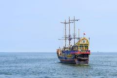 ` pirata ` galeon Fotografia Royalty Free