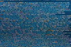 Pirata informático que viola la seguridad neta Proyecto abierto de la fuente del Freeware ilustración del vector